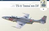 ARMA HOBBY 1/72 PZL TS11 Iskra bis DF