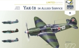 ARMA HOBBY 1/72 Yakovlev YaK1B Allied service