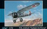AZUR 1/72 PZL P24A Turquie