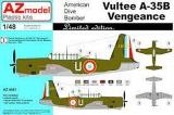 AZ-MODELS 1/48 Vultee A35B Vengeance
