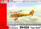 AZ-MODELS 1/72 De Havilland DH82A Tiger-Moth RAF