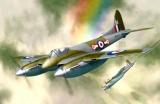 AZ-MODELS 1/72 De Havilland DH103 Hornet PR Mk4