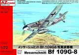 AZ-MODELS 1/72 Messerschmitt Bf109G8