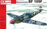 AZ-MODELS 1/72 Messerschmitt Bf109F4 Hongrie