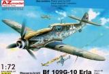 AZ-MODELS 1/72 Messerschmitt Bf109G10 Erla