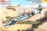 AZ-MODELS 1/72 Messerschmitt Bf109E7/trop