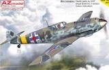 AZ-MODELS 1/72 Messerschmitt Bf109E4 Slovaquie