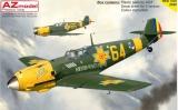 AZ-MODELS 1/72 Messerschmitt Bf109E3a Roumanie