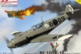 AZ-MODELS 1/72 Messerschmitt Bf109E1 Legion Condor
