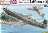 AZ-MODELS 1/72 Supermarine Spitfire MkVIII