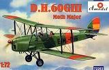 A-MODEL 1/72 De Havilland DH60 G-III