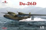 A-MODEL 1/72 Dornier Do26D