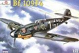A-MODEL 1/72 Messerschmitt Bf109F4
