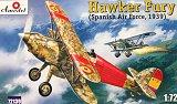 A-MODEL 1/72 Hawker Fury