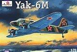 A-MODEL 1/72 Yakovlev YaK6M