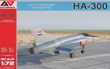 A & A MODELS 1/72 Helwan HA300
