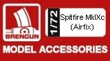 BRENGUN 1/72 Supermarine Spitfire MkIXc