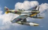 BRENGUN 1/72 Supermarine Spitfire MkIX hydravion