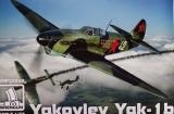 BRENGUN 1/72 Yakovlev YaK1B