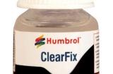 Colle verrières Humbrol Clear Fix