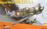 DORA WINGS 1/48 Bloch MB155C1