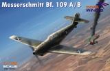 DORA WINGS 1/72 Messerschmitt Bf109A/B
