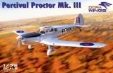 DORA WINGS 1/72 Percival Proctor MkIII