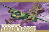 DRAGON 1/72 Arado Ar234P1