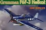 DRAGON 1/72 Grumman F6F3