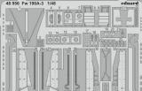 EDUARD 1/48 Focke-Wulf Fw190A3