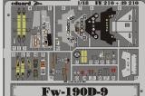 EDUARD 1/48 Focke-Wulf Fw190D9