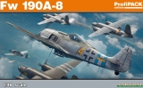 EDUARD 1/48 Focke-Wulf Fw190A8 Profipack