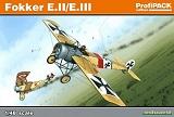 EDUARD 1/48 Fokker E-III