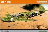 EDUARD 1/48 Messerschmitt Bf108 Profipack