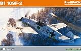 EDUARD 1/48 Messerschmitt Bf109F2 Profipack