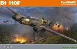 EDUARD 1/48 Messerschmitt Bf110F Profipack