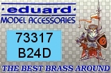 EDUARD 1/72 Consolidated B24D