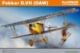 EDUARD 1/72 Fokker DVII OAW