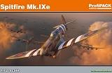 EDUARD 1/72 Supermarine Spitfire MkIXe