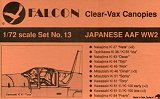FALCON 1/72 Japon Armée