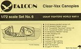FALCON 1/72 USAAF chasseurs