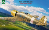 FLY 1/72 Fiat G50bis AS
