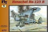 FLY 1/72 Henschel Hs123B