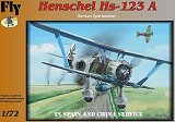 FLY 1/72 Henschel Hs123A