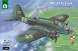 FLY 1/72 PZL P37A