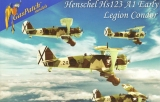 GASPATCH 1/48 Henschel Hs123A1 early