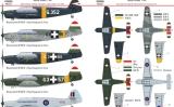 HAD 1/48 Messerschmitt Bf108B Hongrie