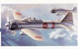 HASEGAWA 1/72 Mitsubishi A6M2b Zero model 21
