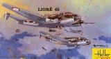 HELLER 1/72 Lioré et Olivier LeO45