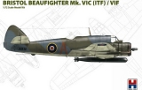 HOBBY 2000 1/72 Bristol Beaufighter MkVIC